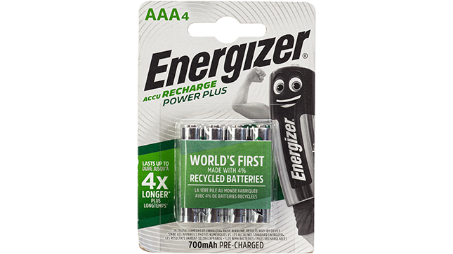 Recharge Power Plus AAA