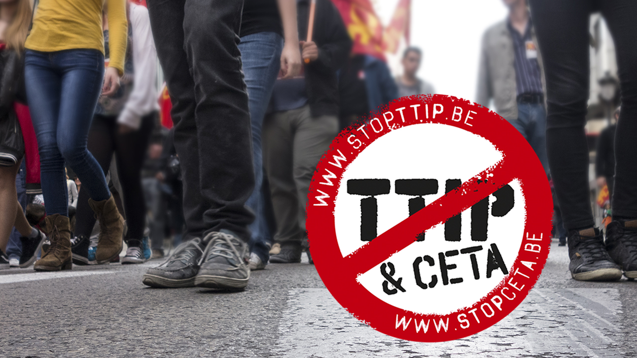Stop TTIP & CETA Day 20 september 2016