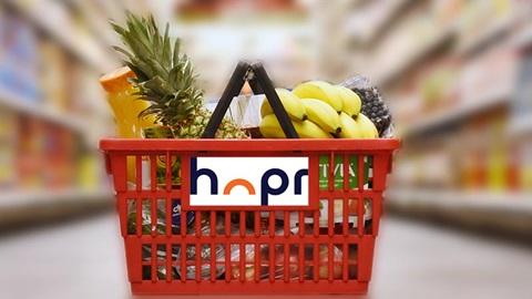 online supermarkt Hopr