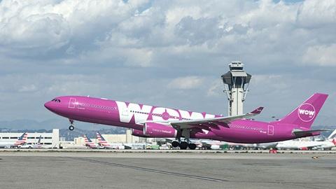 luchtvaartmaatschappij faillet