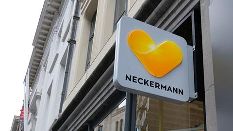 Neckermann faillissement