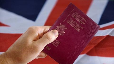 reizen, verenigd koninkrijk, paspoort