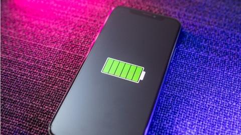 batteries de smartphones