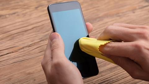 smartphone microvezeldoek