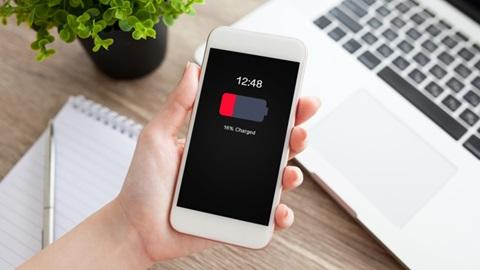 batterij iPhone