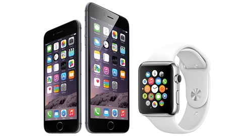 apple lanceert iphone 6