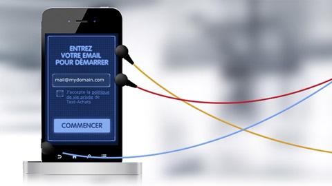 leg uw smartphone aan de leugendetector