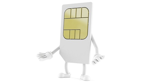 prepaid kaart SIM-kaart