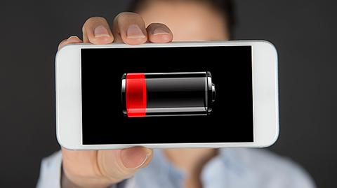 Apple iPhone batterij