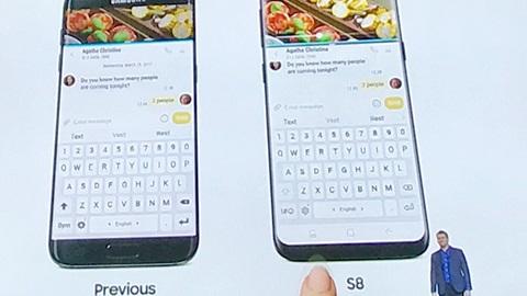 Samsung Galaxy s8 en s8+