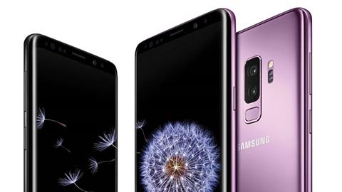 Samsung Galaxy S9 en S9+