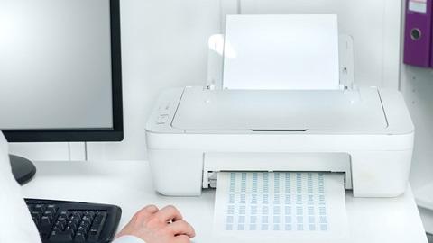 Hoe te besparen op elektriciteit, papier en inkt?