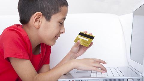 Help, mijn zoon bestelde online een iPad!