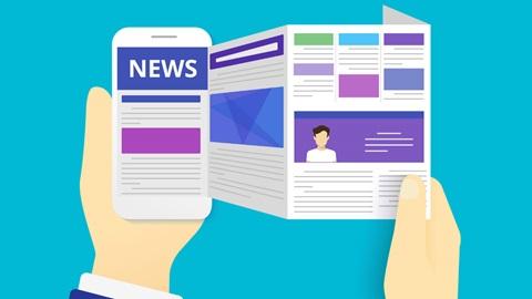 Digitale nieuws in een notendop