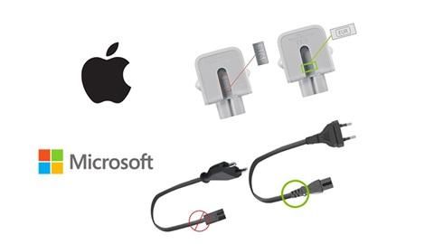 Câbles Microsoft