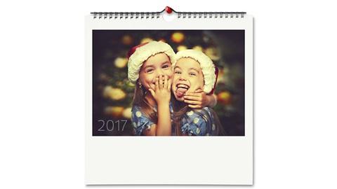 Persoonlijke kalender maken