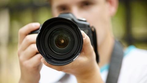 Filmen met een fototoestel