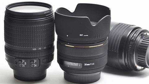 Sigma past lenzen aan nieuwe cameras aan