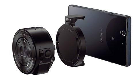Sony presenteert een opzetlens voor uw smartphone