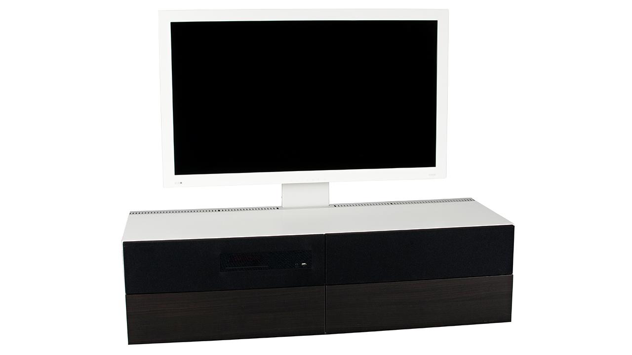 Ikea Tv Meubel Combinatie.Ikea Meubel Met Geintegreerde Tv En Geluid