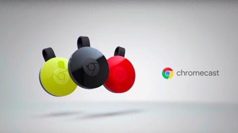 Chromecast 2 een stap vooruit