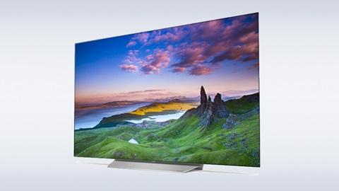 LG OLED 55C7V televisie tv