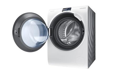 De nieuwe wasmachine van Samsung: degelijk maar overdreven duur