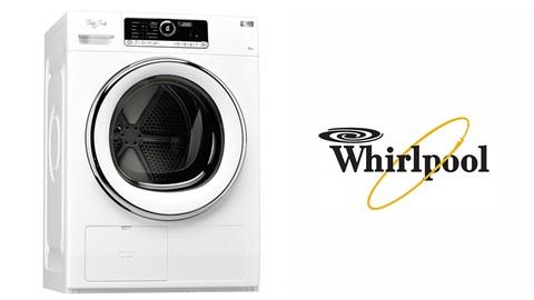 Wasmachine van Whirlpool valt in pauze? Eis uw herstelling!
