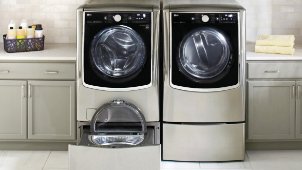 LG Twin Washer