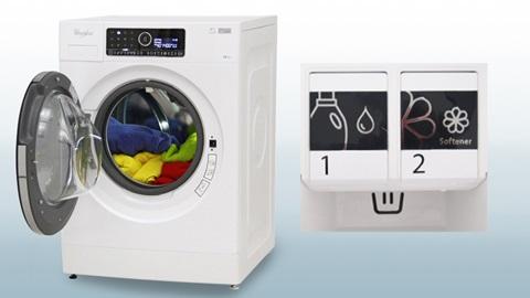 Whirlpool FSCR 12432 wasmachine