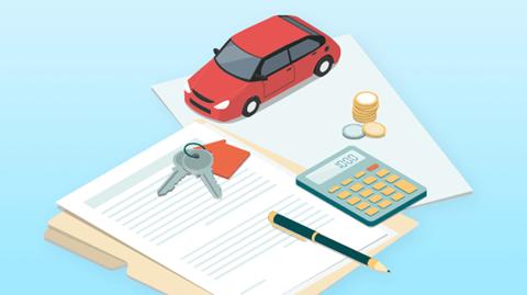 Wat is de gemiddelde prijs van een autoverzekering?