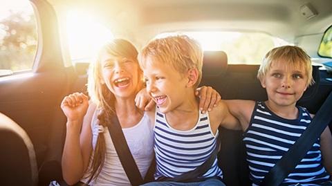 Passagiers verzekerd via je autoverzekering