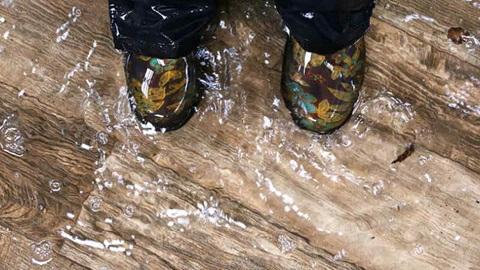 overstromingen in België