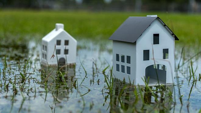 vergoeding overstroming woning