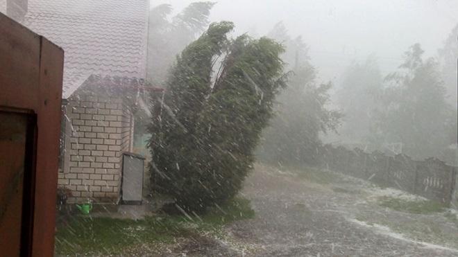 verzekerd tegen stormschade aan woning