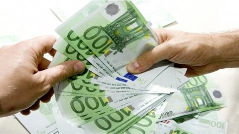 Betalen met cash: maximaal € 3000