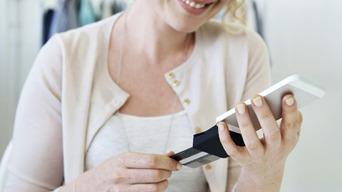 Betalen met uw smartphone