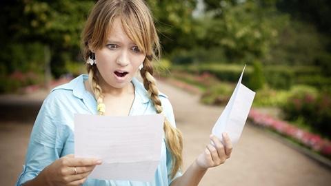 Help, een brief van een deurwaarder!
