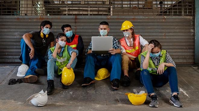 tijdelijke werkloosheid en fiscus