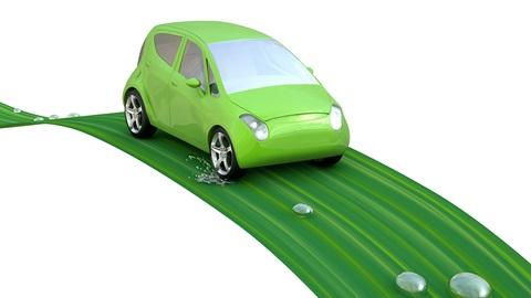 Autorijden en minder vervuilen