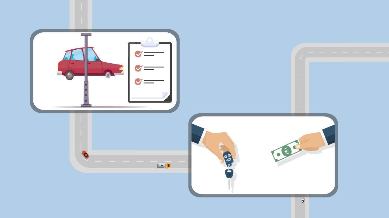 Todolijst Wanneer U Uw Auto Verkoopt