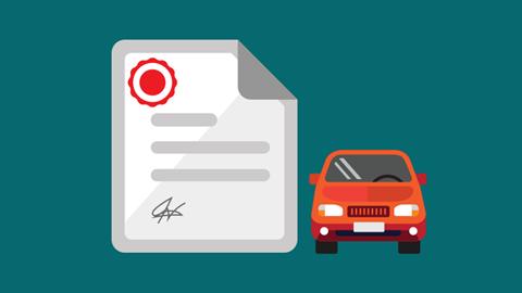 Contract auto