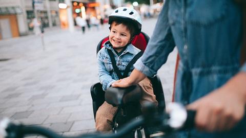 siège vélo