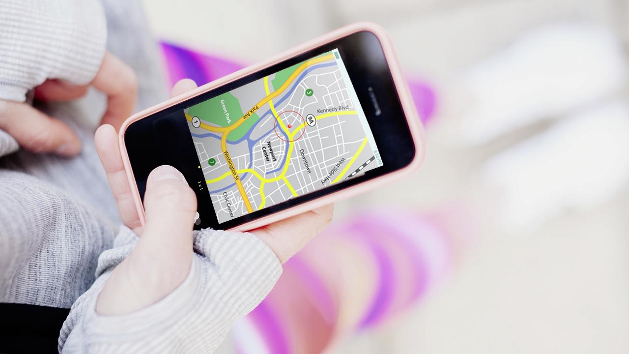 d43e1a8934d0c1 Smartphones met gps-app