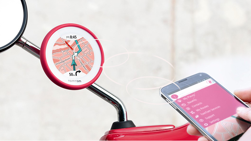 TomTom Vio Gps Scooter