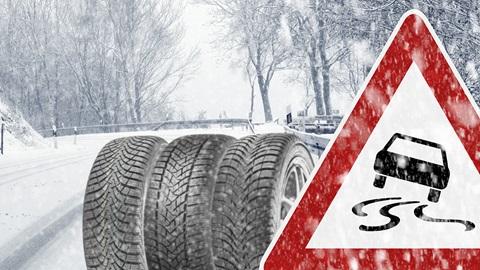 winterbanden gevaar