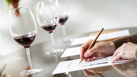 vergelijking van verschillende wijnjaren