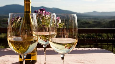 Witte wijnen Languedoc