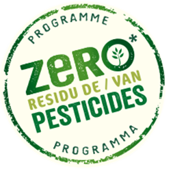 label zéro pesticides