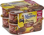 La Laitière - Mousse met Belgische Chocolade